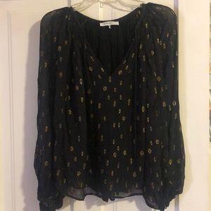 Like new frame blouse